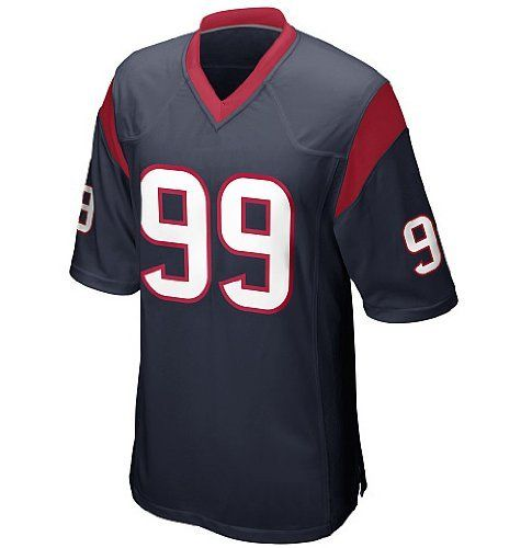 Watt Jersey Houston Texans J.J. Watt Color Dark Blue Elite Jerseys (48(XL)) by NFL. $79.00. Thank you for coming to our store, We store the name: 1st DOING, our shipping options : DHL, more quickly let you receive the goods, the goods we will inform you, let you know timely tracking ship,  In the us fill the tracking number, need to query the friend please to DHL trace waybill number, you have any questions please tell us in time, when you received the goods, ple...
