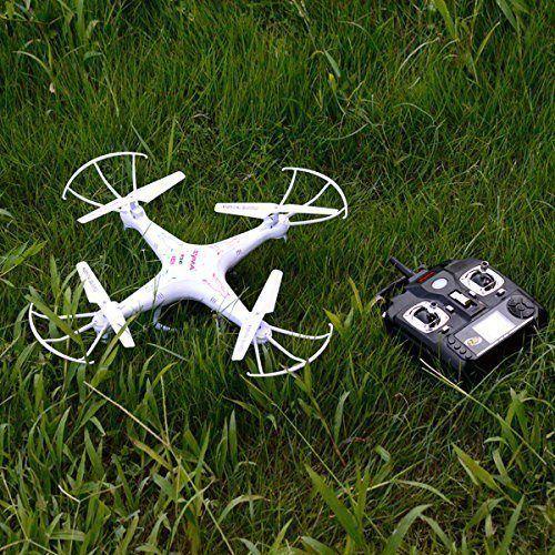 Dazone Syma X5C-1 Remote Control Drones 6 Axis Gyroscope Quadcopter with HD Camera by SYMA - http://www.midronepro.com/producto/dazone-syma-x5c-1-remote-control-drones-6-axis-gyroscope-quadcopter-with-hd-camera-by-syma/