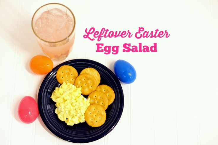 leftover easter egg salad egg salad lemonade easter eggs berry julie ...