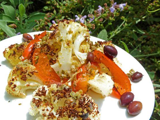Arrosto Insalata Di Cavolfiore Italian Cauliflower Salad Recipe - Food.com