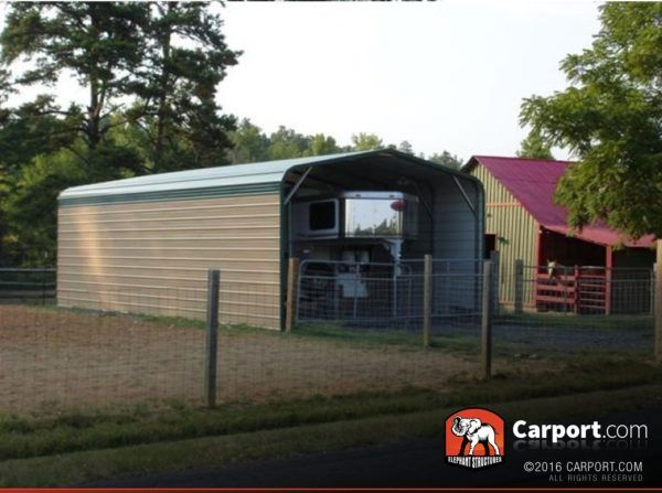 Metal Rv Cover Regular Roof 12x31 Rv Cover Carport Designs Rv