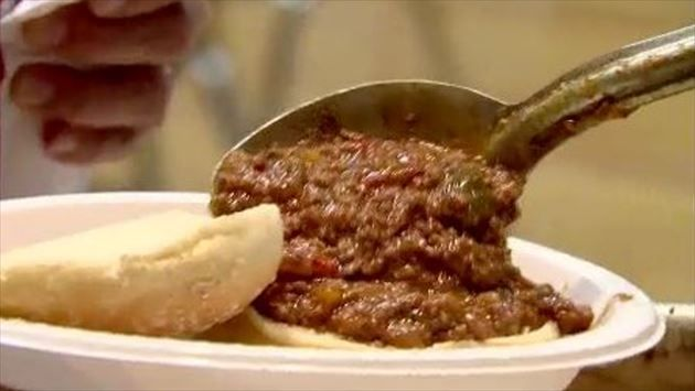 Get this all-star, easy-to-follow Scott Elley's Sloppy Joes recipe from Barefoot Contessa