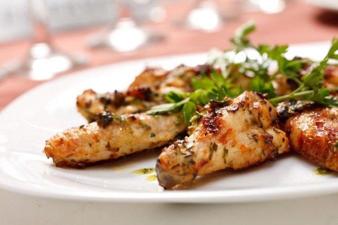 Pui grecesc marinat | Retete culinare - Romanesti si din Bucataria internationala