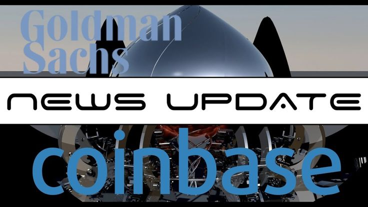 awesome #Cryptocurrency News - Goldman Sachs Says No Bitcoin Trading Desk, Coinbase Made $1 Billion -VIDEO