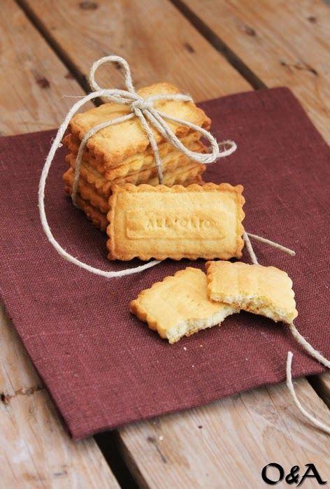 Olio e Aceto: Ricetta biscotti all'olio d'oliva e ricotta