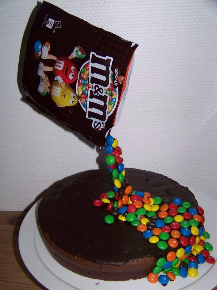 Gravity cake. - Le blog de kougelhopfetchocolat