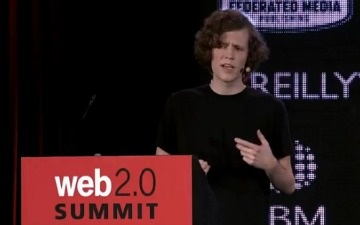 "4chan founder Christopher Poole argues that Google and Facebook ""do identity wrong,"" and that people should not be tied to one identity."