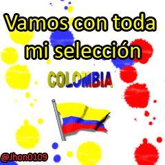 frases para la seleccion colombia | ... Para BlackBerry Messenger: Vamos con toda mi seleccion colombia