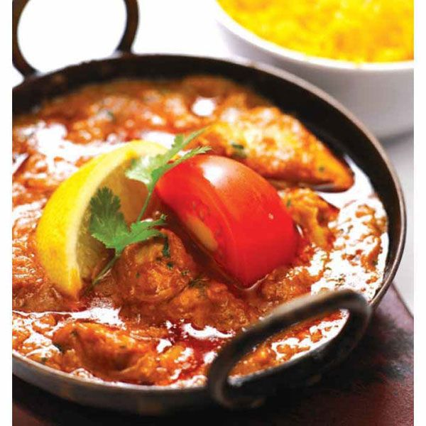 Chicken Bhuna. Buy Chicken Bhuna online from Spices of India - The UK's leading Indian Grocer. Free delivery on Chicken Bhuna (conditions apply).