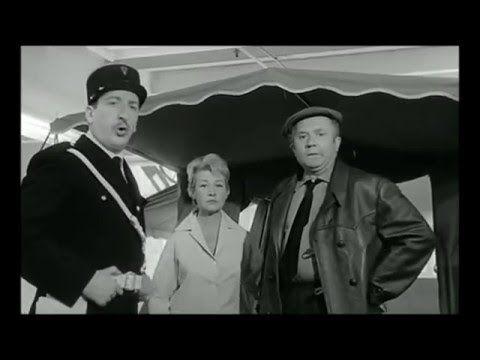 "Pierre Tornade dans ""Bébert et l'omnibus"" (1963)"