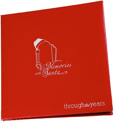 Memories with Santa a photo book by Through the Years. Check out