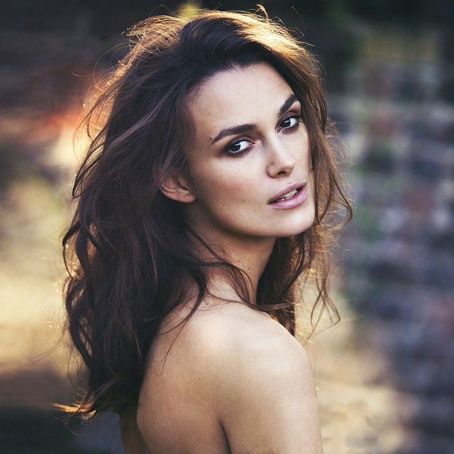 Keira Knightley photographed by David Bellemere for The Edit