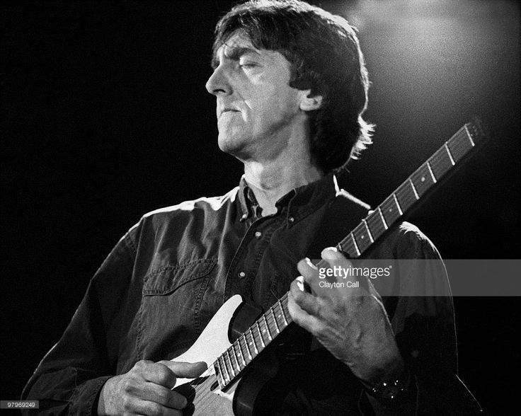 Allan Holdsworth performing at New George's in San Rafael CA in 1993