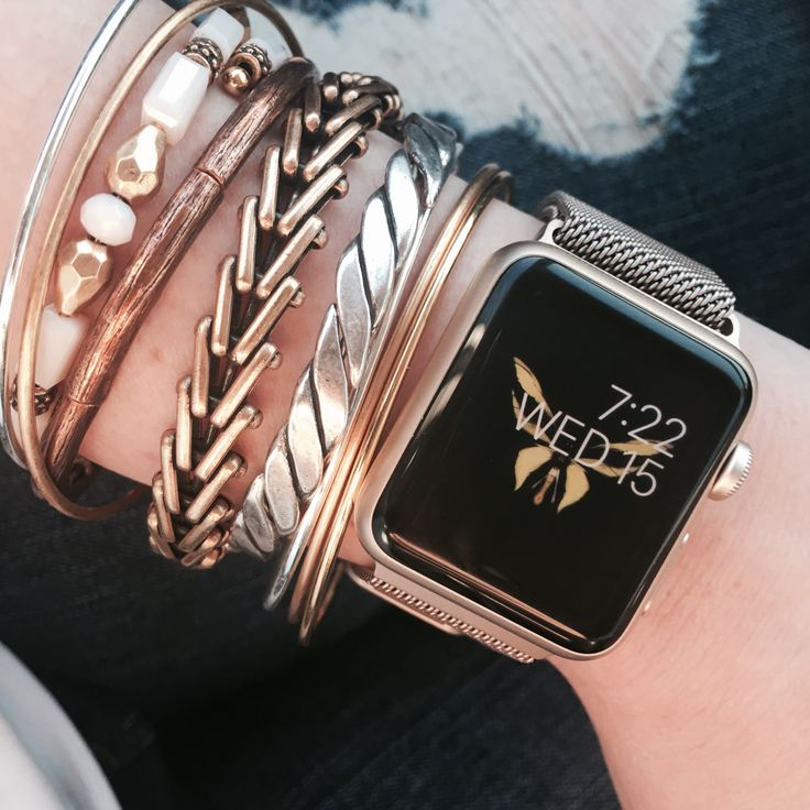 Apple Watch Alex and Ani smart watches - http://amzn.to/2ifqI9j