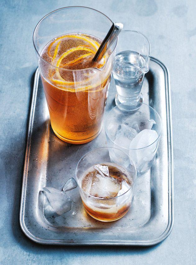 whisky and vanilla soda from donna hay