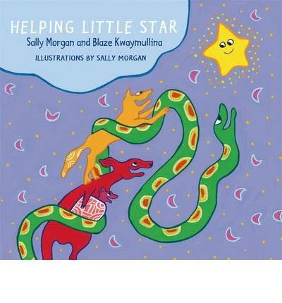 When Little Star falls off the edge of the Night Sky, he meets Python, Dingo and Kangaroo. Will his new friends be able to help him get home?