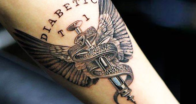 AMAZING DIABETES TATTOOS AND WHAT THEY MEAN! - Page 3