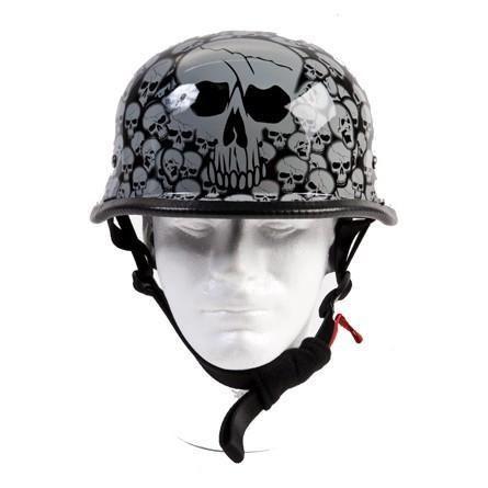 Skull Graveyard Novelty Helmet