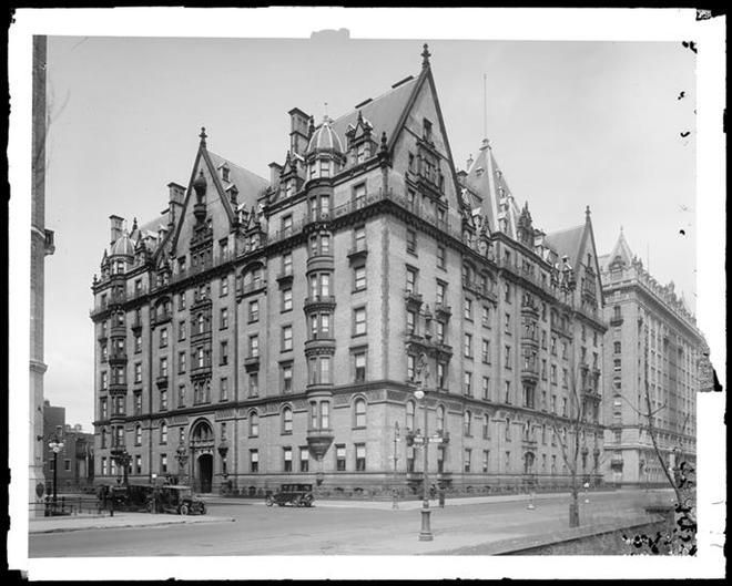 131-Year History of the Iconic Dakota Chronicled in New Book - That's Rather Historical - Curbed NY