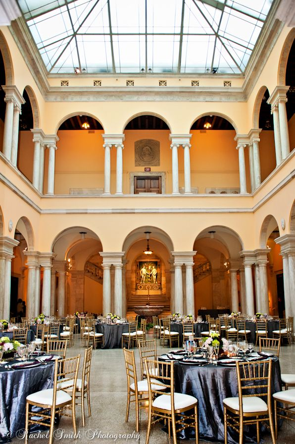 Walters Art Museum Rachel Smith Photography Baltimore Wedding Venue