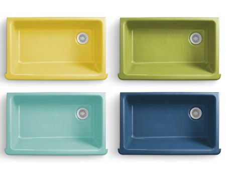 17 best images about kitchen sinks on pinterest copper bar copper and kitchen countertops - Jonathan adler sink ...