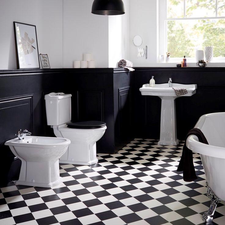 les 25 meilleures id es de la cat gorie salle de bains papier peint sur pinterest papier peint. Black Bedroom Furniture Sets. Home Design Ideas