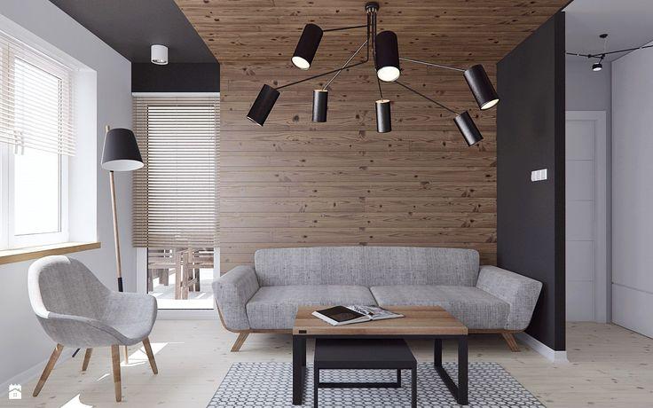 Salon styl Minimalistyczny - zdjęcie od Illa Design - Salon - Styl Minimalistyczny - Illa Design