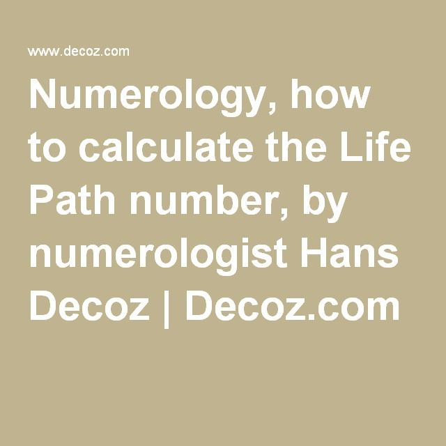 Numerology Life Path Number 9 - Spiritual Science