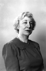 Jeanette Rankin About 1940
