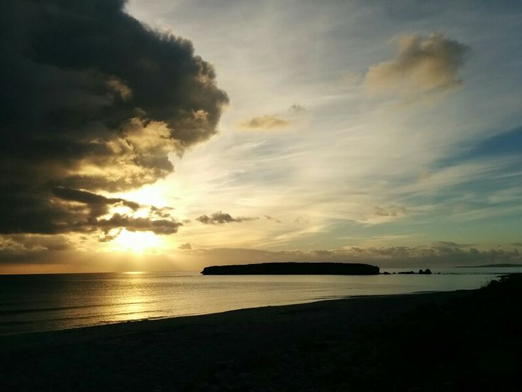 Sunset in #menorca