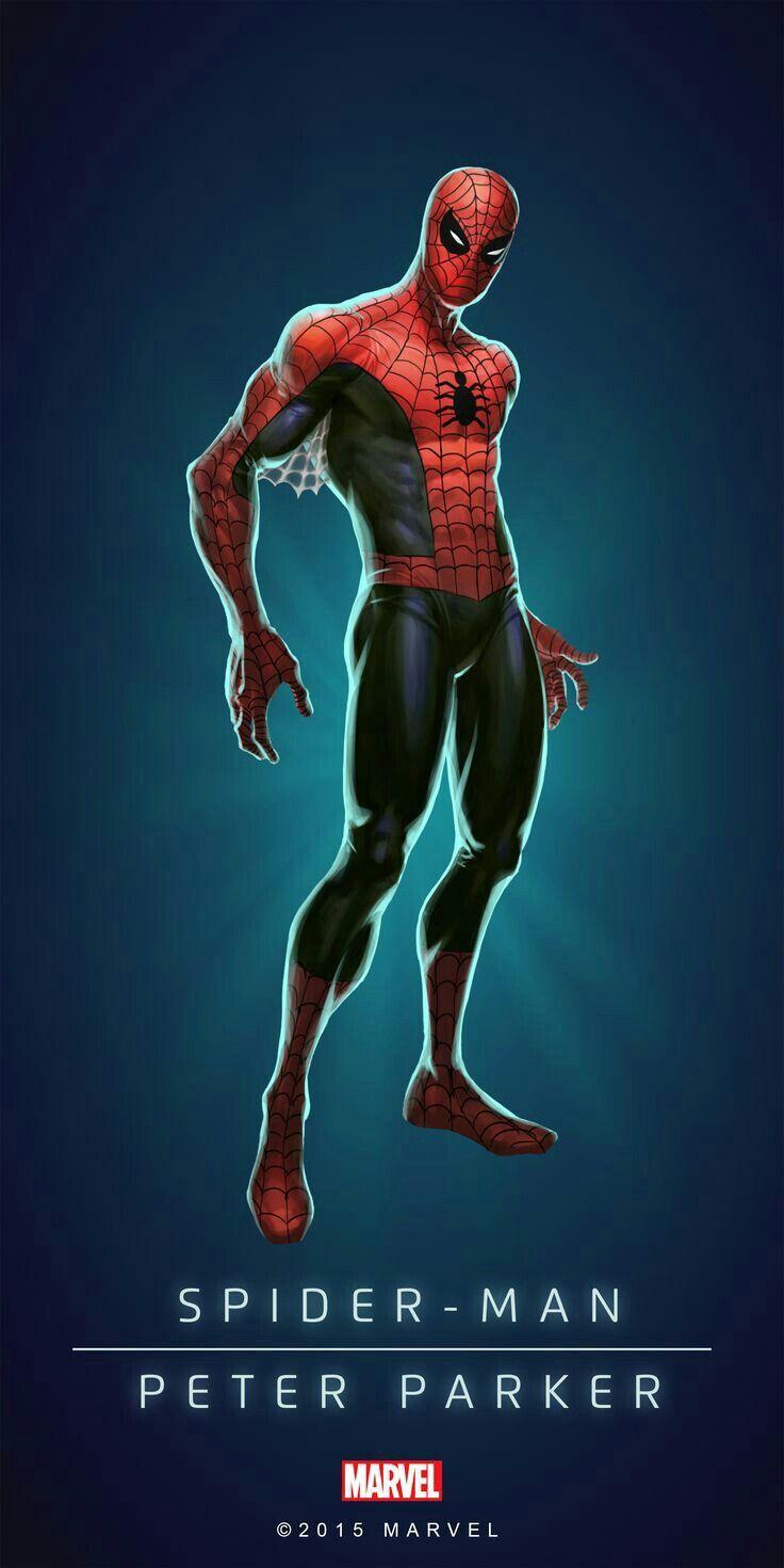 Spider-Man Peter Parker - visit to grab an unforgettable cool 3D Super Hero T-Shirt!