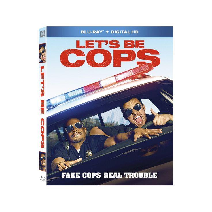 Let's Be Cops (Includes Digital Copy) (Ultraviolet) (Blu-ray)