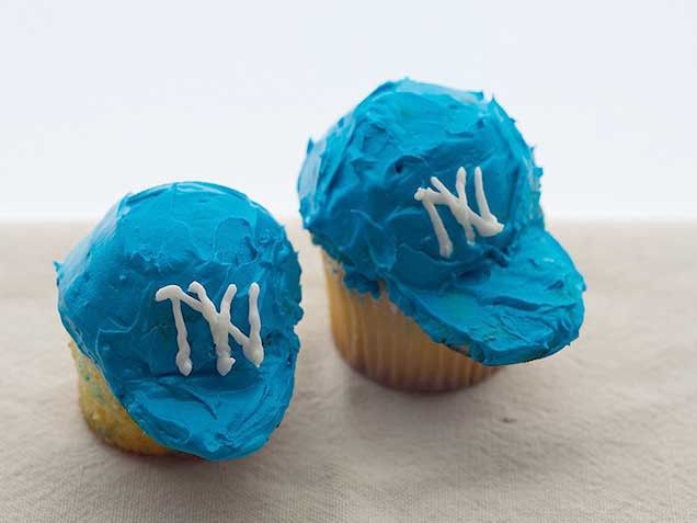 Cupcake Caps for your favorite team!