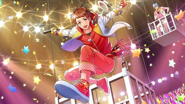 Event: Kirameki Showtime! ◇ Smile Idol ◇ - Naokage Yoshiya