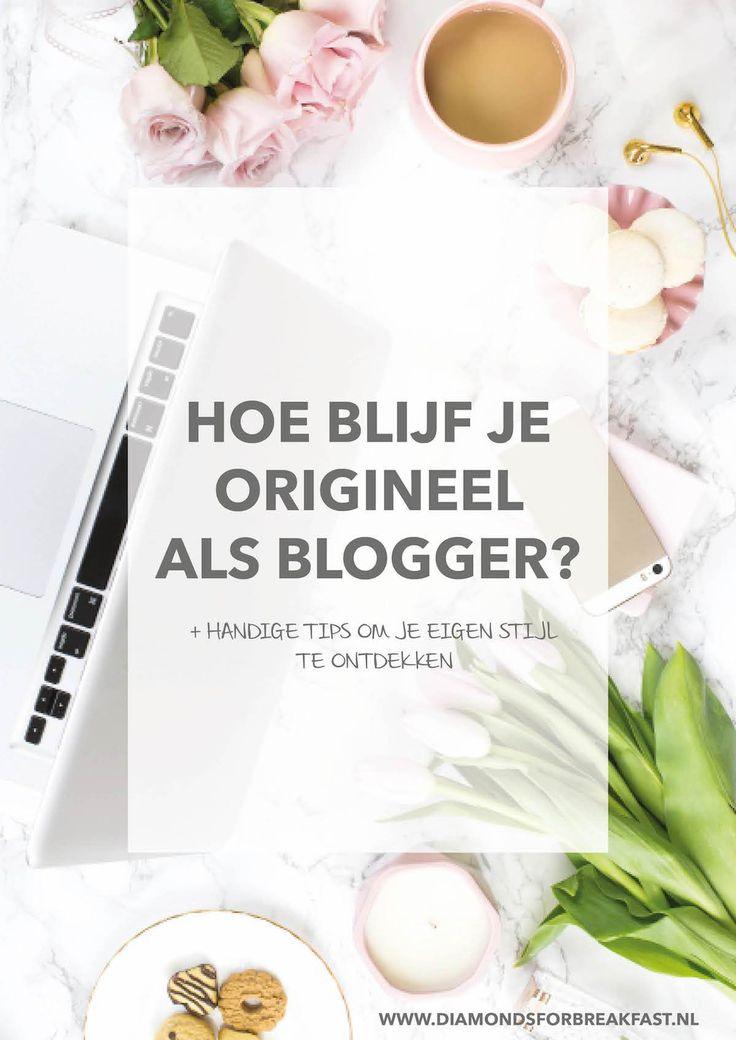 Veel bloggers halen inspiratie uit andere blogs en ontwikkelen daardoor nooit echt een eigen stijl. En dat is zonde, wat als je succesvol wilt worden met je blog heb je dat wel nodig. Ontdek daarom hier hoe je als blogger origineel blijft.