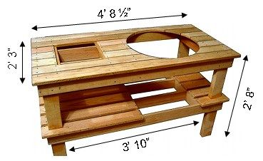 Download Table Plans Big Green Egg PDF things to do with pallets ...