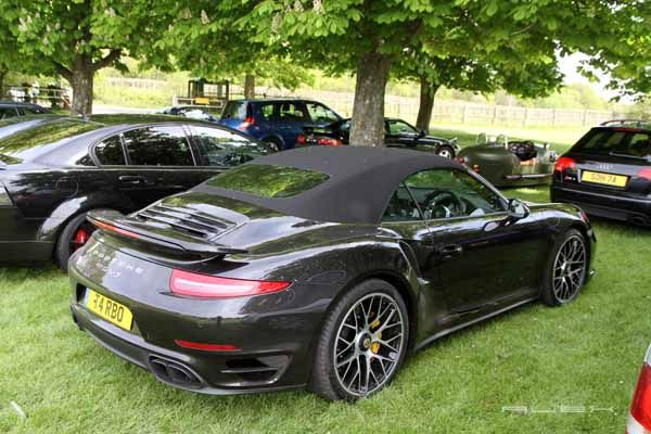 991 Turbo S Cabriolet