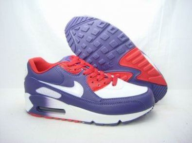 nike air max 90 rojo  blanco  azul http esnikerun