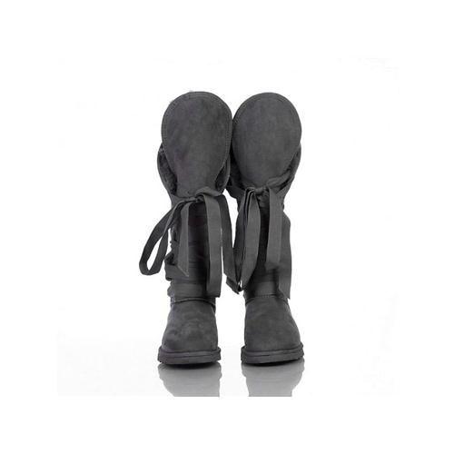 Chaussures Ugg Australia Femme Roxy Haut Gris
