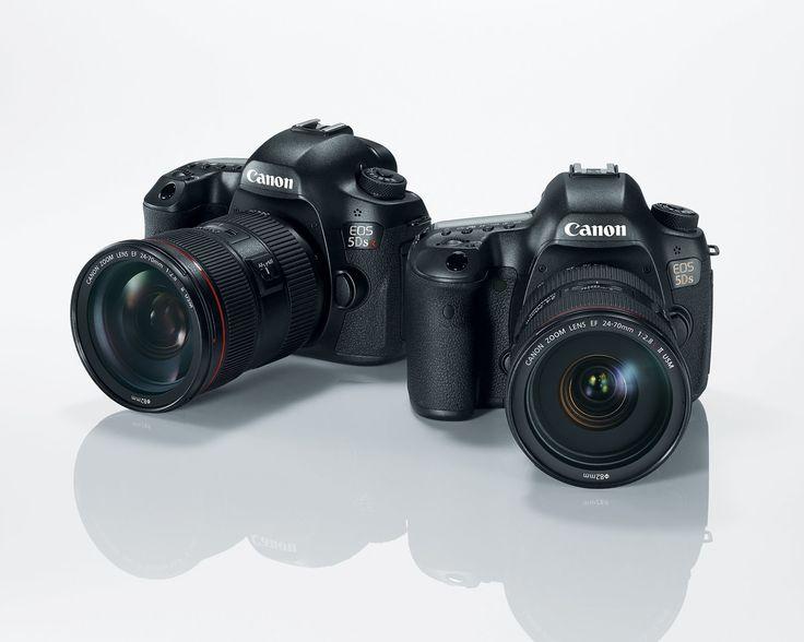 Canon 5ds e 5ds-r @ Adcom HD ITA