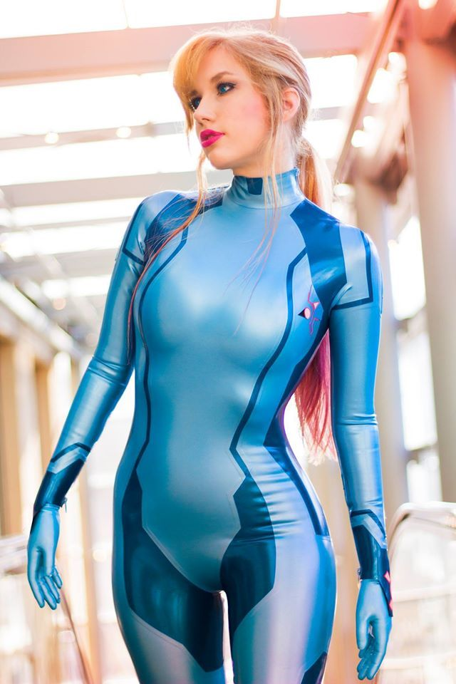 """hottestcosplaygirls: """"impaxcosplay: """" Crystal Graziano - Precious Cosplay is Samus Aran! Photo from Queen Riot Costume from Andromeda Latex """" http://hottestcosplaygirls.tumblr.com/ """""""