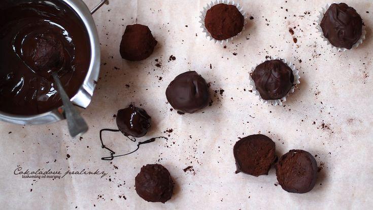 Laskominy od Maryny: Čokoládové pralinky