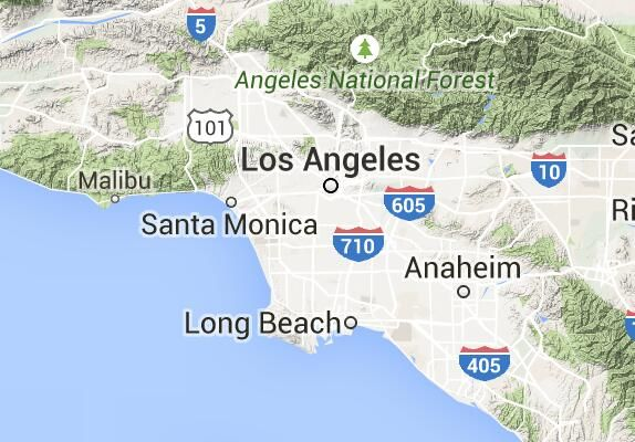 Hiking near Los Angeles - Best Hikes, Guides, and Trail Maps   EveryTrail