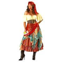 How to make a traditional gypsy dress
