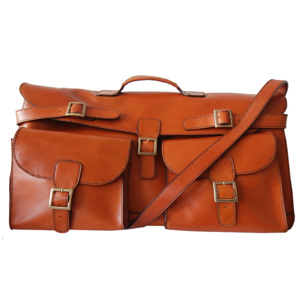 Baranquilla travelling bag from Monsieur London