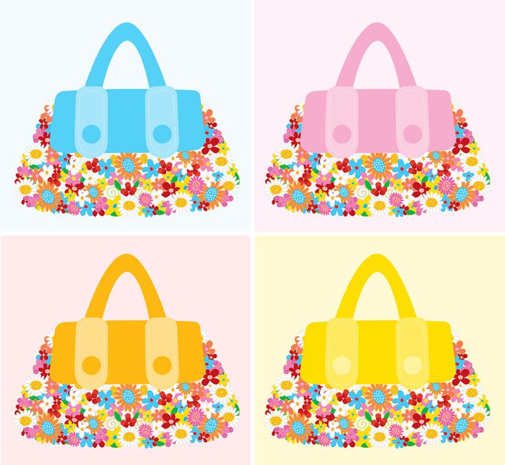 Latest summer fashionable bags with attractive looks.