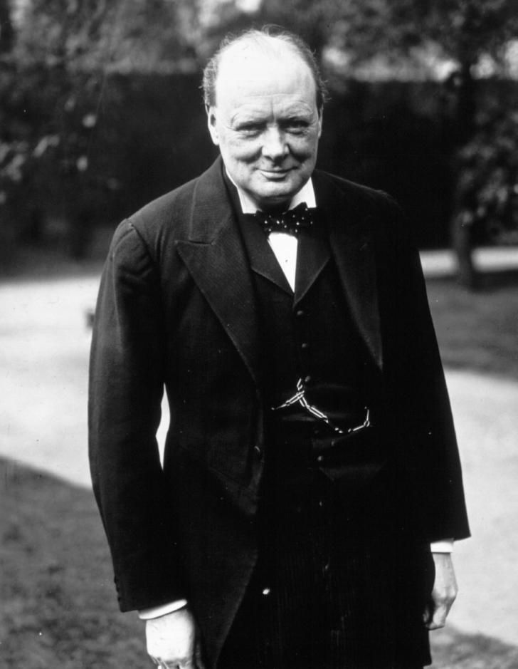 From 1919 to 1922, Churchill served as Secretary of State for War and Air followed by Secretary of State for the Colonies under Prime Minister David Lloyd George. After Churchill was defeated in the Liberal Party as a Member of Parliament in 1922, he rejoined the Conservative Party. In 1924, Churchill was named Chancellor of the Exchequer, and served until 1929, as seen in this photo from May of 1929. While acting as Chancellor of the Exchequer, Churchill returned Britain to the Gold…