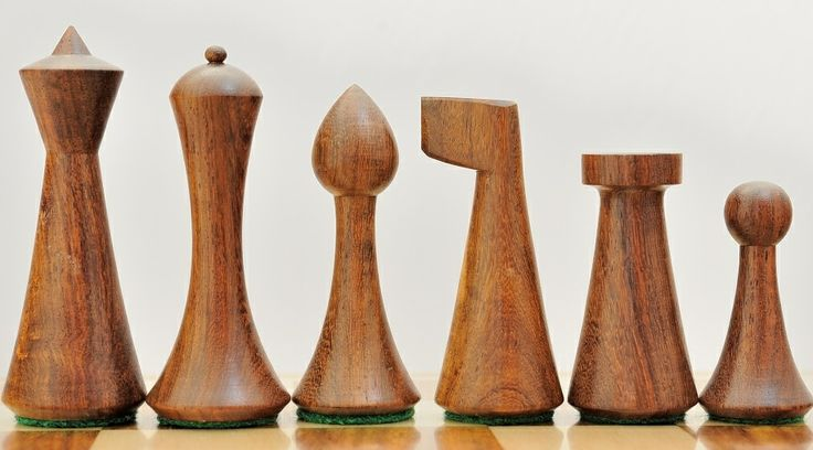 Wooden Weighted Chess Set Shesham Wood Pieces. http://www.chessbazaar.com/chess-pieces/wooden-chess-pieces/wooden-weighted-chess-set-shesham-wood-pieces.html