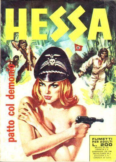 Hessa #25 - Patto col demonio