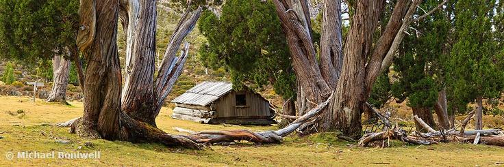 Dixon's Kingdom Hut, Walls of Jerusalem, Tasmania
